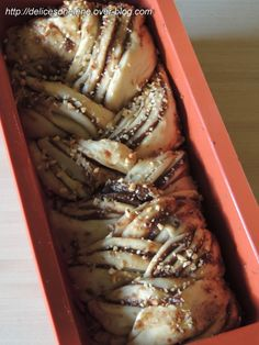 brioche tressée au pralin et chocolat (10)