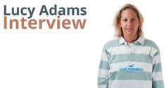 Lucy Adams Interview