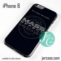 Mass Effect Andromeda 3 Y - iphone case - iphone 6 case - JARCASE