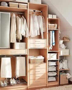 Epic kleiderschrank ordnungssystem ordnung im kleiderschrank Kleiderschrank Pinterest