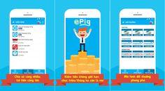 Epig là một ứng dụng kiếm tiền online qua smartphone miễn phí và dễ dàng. Bạn có thể kiếm được từ thẻ cào điện thoại đến cả chục triệu qua ứng dụng này