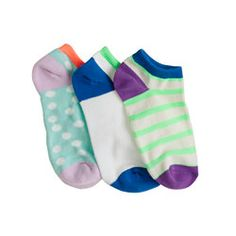 Girls' ankle socks // crewcuts