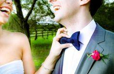 También para los invitados masculinos a las bodas hay tendencias de moda en 2013: el corbatín colorido como accesorio debe estar en el armario de cualquier hombre. ¡Un look a la última garantizado!