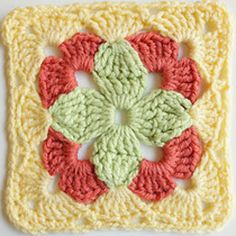 Ravelry: Project Gallery for Granny Square 8 pattern by Carole Prior