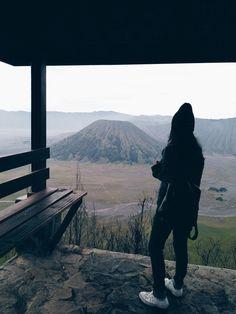Bromo mountain, Indonesia