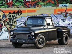 Custom 1957 Chevrolet 3800 Heavy Duty