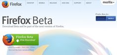 Mozilla Launched Firefox 29 Beta For Windows, Mac, Linux And Android -  [Click on Image Or Source on Top to See Full News]