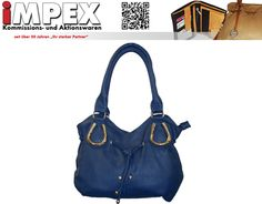 One from our new Autumn Bags. Fashionable Colours in Blue -  iMPEX GmbH