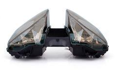 Mad Hornets - Headlight Yamaha YZF R6 600 Smoke Lenses (2008-2016)…
