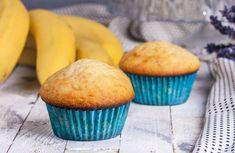 Low-Calorie Banana Muffins Recipe