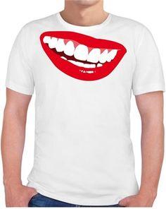erkek dişli tişört Kendin Tasarla - Erkek Bisiklet Yaka Tişört