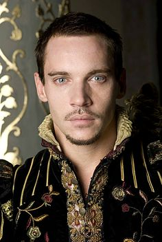 Even though he looks like a bad guy, - well in the Tudors he was- still gorgeous!