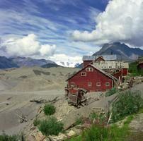 Kennicott copper Mine, Wrangell-St.Elias NP, Alaska, UNESCO World Heritage Site
