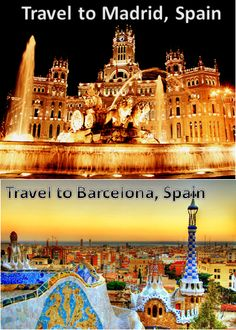 I want to travel to Spain so badly!