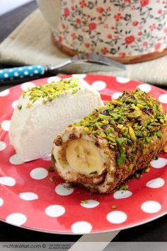 Dondurmalı Sarma Muhallebi Tarifi | Mutfak Sırları - Yemek Tarifleri