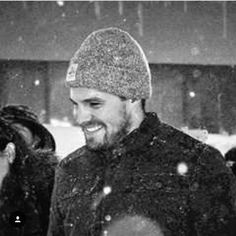 """Arrow on Instagram: """"Hey guys sorry I have been inactive so sorry ❤ This picture is just wonderful . I love it so much ❤ HIS SMILE ❤ His head ❤ just him ❤…"""" • Instagram Green Arrow, Cw Crossover, Arrow Cast, The Flash Grant Gustin, Team Arrow, Colton Haynes, Flash Arrow, Stephen Amell, Love Pictures"""
