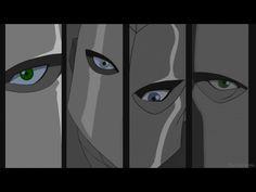 Dr.Fate(s) I guess. YOUNG JUSTICE! Wally West, Kaldur'ahm, Zatanna, and Zatara.