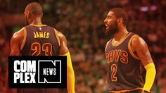 Kyrie Irving Reportedly Doesn't Want to Play With LeBron James Anymore - https://www.mixtapes.tv/videos/kyrie-irving-reportedly-doesnt-want-to-play-with-lebron-james-anymore/