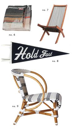 Spotted our Monaco Lounge Chair in @sfgirlbybay / victoria smith's New and Noteworthy Round-up