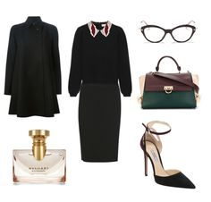 Perfect outfit for strong independent women. #Mondaylooks By Carlotta Licciardi idressitalian.com