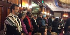 NYC Clergy Join Black And Latino City Council Caucus 'Die In' To Protest Eric Garner Killing