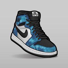 """SLOFAR on Instagram: """"Air Jordan """"Tie Dye"""" is releasing today #sneakerart #sneakerposters #sneakervector #vectorart #jordan1 #jordan1s #airjordan1 #airjordan1s…"""" Jordan Vi, Air Jordan Shoes, Sneaker Posters, Nike Shoes, Sneakers Nike, Dope Cartoons, Hypebeast Wallpaper, Sneaker Art, Nike Wallpaper"""