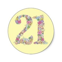 Get your hands on great customizable First stickers from Zazzle. Number 21, Magic Number, Floral Bouquets, Aries, Make Your Own, Seal, 21st, Label, Letters