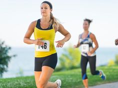 How to Prevent Slower Race Times