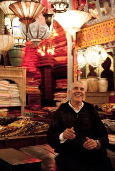 A craft shop hidden in the Medina of Marrakech, is well known for its quality and diversity with tea glasses and lanterns....