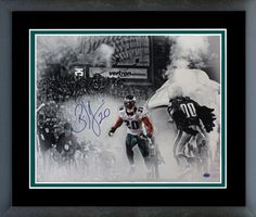 Hot new product: Brian Dawkins Phi... Buy it now! http://www.757sc.com/products/brian-dawkins-philadelphia-eagles-signed-auto-framed-16x20-photo-jsa-psa-pass-757?utm_campaign=social_autopilot&utm_source=pin&utm_medium=pin