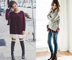 One of the best things about dressing for winter weather are all of the layering opportunities. There are so many different ways to layer your clothes, and what's great about it is that each different way can make a particular item look totally different. Figuring out how to layer a sweater, say, five different ways … Read More