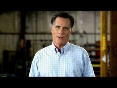 284 Headline: Romney ads target Ohio, Nevada. Large. No caption. 10/5/12