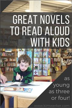 Here's the list of novels my kid and I have most loved reading aloud together. What are some of yours? http://www.kimwerker.com/2016/11/20/awesome-novels-youll-love-reading-aloud-kids/?utm_campaign=coschedule&utm_source=pinterest&utm_medium=Kim%20Werker&utm_content=Awesome%20Novels%20You%27ll%20Love%20Reading%20Aloud%20with%20Kids