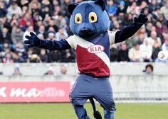 BenGi, mascotte des Girondins de Bordeaux