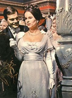 "Geraldine Chaplin as Tonya in ""Dr. Zhivago"".  Phyllis Dalton received an Oscar in 1965 for best costume designer."