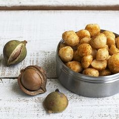 Chile-Lime Macadamia Nuts by FamilySpice