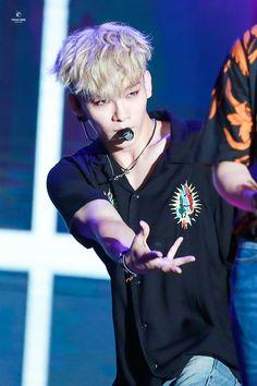 170724 #Chen #EXO