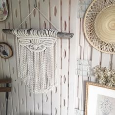 Macrame Wall Hanging See this Instagram photo by @theprimitivegem • 50 likes