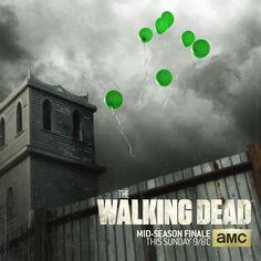 Fuck Yeah The Walking Dead #heads up