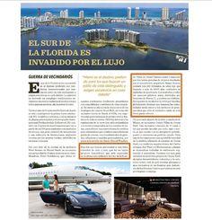 No se pierda a #PriveIsland en la edición de Junio 2014 de la revista Esquire Mexico! El Sur de la Florida esta siendo invadido por el lujo, y Privé es destacado como uno de los proyectos de lujo para aquellos que buscan privacidad al aire libre, rodeados de cielo y mar.