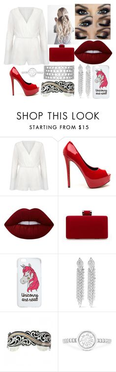 """""""#DayTheDayInLA56"""" by luelidare ❤ liked on Polyvore featuring WithChic, Lime Crime, Miss Selfridge and Rebecca Minkoff"""