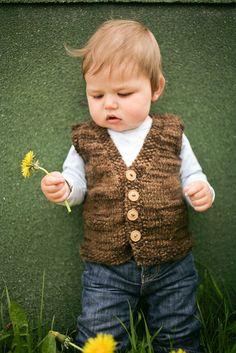 Knit Vest and cute boy! http://www.pinterest.com/source/baaadannas.wordpress.com/