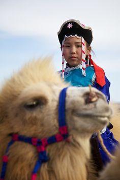 Gobi Desert Camel Festival - Mongolia