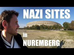 We visited some buildings built by the nazis in Nuremberg, Germany and the exhibition at the Dokumentationszentrum inside the congress hall.