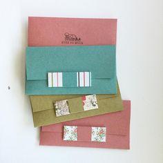 다가오는 명절! 대량생산중  #상품권봉투 #현금봉투 #handmade #envelope #design #명절 #설 #papercraft #stamping #craft #세가지컬러입니다 #선물 #명절