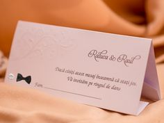#plicuridebani #publiserv #3901_money_x_bow Place Cards, Place Card Holders, Bows, Money, Wedding, Arches, Valentines Day Weddings, Bowties, Weddings