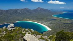 Wineglass Bay, TAS. Photo by 78photography.