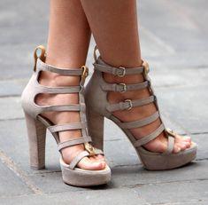 Giuseppe Zanotti sandals worn by Emma Watson