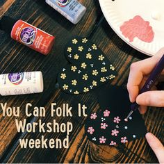 Are you interested in using You Can Folk It to run workshops and sell kits? Do you want to learn how to demonstrate Folky designs to others? Find out the details and read about what Carol has planned!