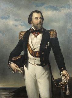 Willem III (1817-1890), koning der Nederlanden